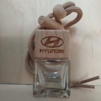 Флакон с логотипом Hyundai (пустой)