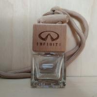 Флакон с логотипом Infiniti (пустой)
