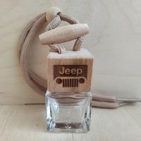 Флакон с логотипом Jeep