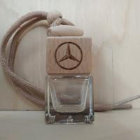 Флакон с логотипом Mercedes-Benz (пустой)