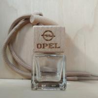 Флакон с деревянной крышкой с логотипом автомобиля Opel