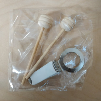 Комплект для крепления флакона на дефлектор