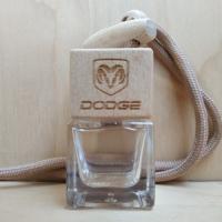 Флакон с логотипом Dodge (пустой)