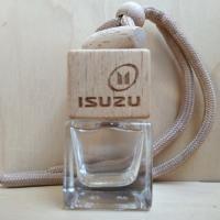 Флакон с логотипом Isuzu (пустой)