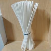 Ротанговые палочки Фибра (белые), 100 шт