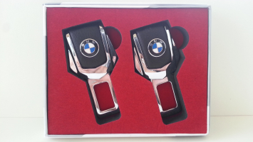 "Заглушка ремня безопасности с логотипом ""BMW"""