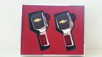 """Заглушка ремня безопасности с логотипом """"Chevrolet"""""""