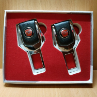 "Заглушка ремня безопасности с логотипом ""Fiat"""