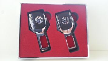 """Заглушка ремня безопасности с логотипом """"Volkswagen"""""""