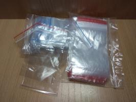 Пакет zip-замок 7x10 см (100 шт)