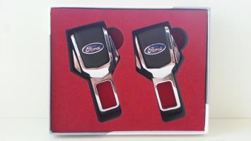 "Заглушка ремня безопасности с логотипом ""Ford"""