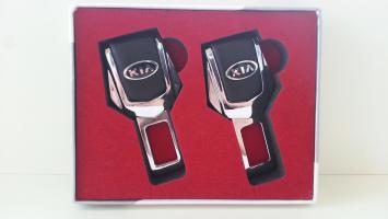 "Заглушка ремня безопасности с логотипом ""KIA"""